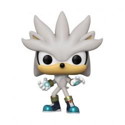 Figurine Pop! Sonic the Hedgehog 30th Silver Funko Boutique en Ligne Suisse