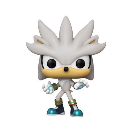 Figur Pop! Sonic the Hedgehog 30th Silver Funko Online Shop Switzerland