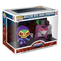 Figuren Pop! Town Masters of the Universe Snake Mountain mit Skeletor Funko Online Shop Schweiz