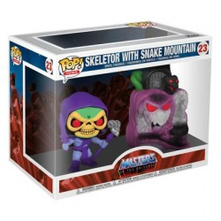 Figur Pop! Town Masters of the Universe Snake Mountain with Skeletor Funko Online Shop Switzerland