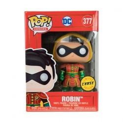 Figurine Pop! DC Comics Imperial Palace Robin Chase Edition Limitée Funko Boutique en Ligne Suisse