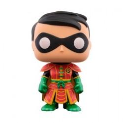 Figurine Pop! DC Comics Imperial Palace Robin Funko Boutique en Ligne Suisse