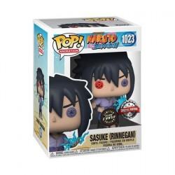 Figurine Pop! Phosphorescent Naruto Shippuden Sasuke Rinnegan Chase Edition Limitée Funko Boutique en Ligne Suisse