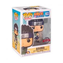 Figurine Pop! Naruto Shippuden Asuma Edition Limitée Funko Boutique en Ligne Suisse
