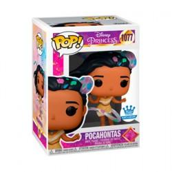 Figurine Pop! Disney Princess Pocahontas with Leaves Edition Limitée Funko Boutique en Ligne Suisse