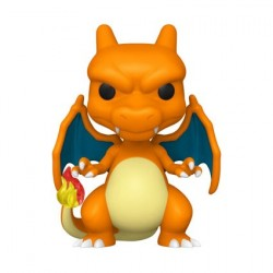 Figurine Pop! Pokemon Charizard (Rare) Funko Boutique en Ligne Suisse