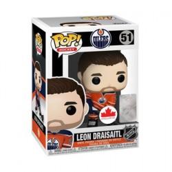 Figurine Pop! Hockey NHL Oilers Leon Draisaitl (Home) Edition Limitée Funko Boutique en Ligne Suisse