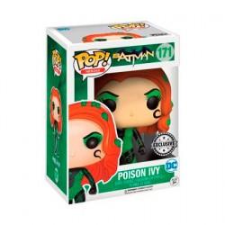 Figurine Pop! DC New 52 Poison Ivy Edition Limitée Funko Boutique en Ligne Suisse