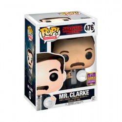 Figur Pop! SDCC 2017 Stranger Things Mr Clarke Limited Edition Funko Online Shop Switzerland