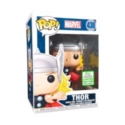 Figurine Pop! ECCC 2019 Classic Thor Edition Limitée Funko Boutique en Ligne Suisse