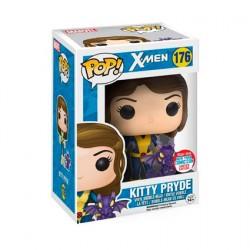 Figurine Pop! NYCC 2016 X-Men Kitty Pryde Edition Limitée Funko Boutique en Ligne Suisse