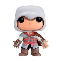 Figurine Pop! Games Assassin's Creed Ezio (Rare) Funko Boutique en Ligne Suisse