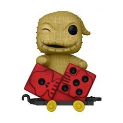 Figurine Pop! L'Étrange Noël de Mr Jack Oogie dans Wagon Dés Funko Boutique en Ligne Suisse