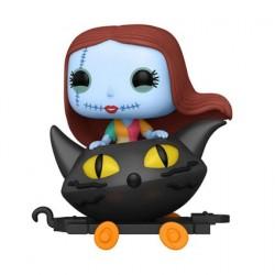 Figur Pop! The Nightmare Before Christmas Sally in Cat Cart Funko Online Shop Switzerland