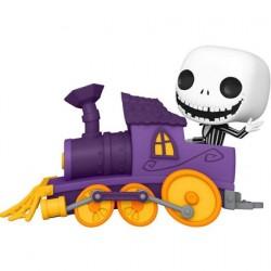 Figur Pop! The Nightmare Before Christmas Jack in Train Engine Funko Online Shop Switzerland