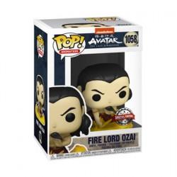 Figurine Pop! Avatar The Last Airbender Fire Lord Ozai Edition Limitée Funko Boutique en Ligne Suisse