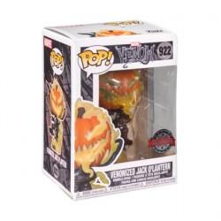 Figurine Pop! Marvel Venom Jack O'Lantern Edition Limitée Funko Boutique en Ligne Suisse