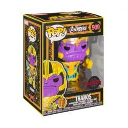 Figurine Pop! Marvel Blacklight Thanos Edition Limitée Funko Boutique en Ligne Suisse