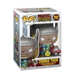 Figurine Pop! Phosphorescent Marvel Zombies Thor Edition Limitée Funko Boutique en Ligne Suisse
