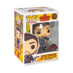 Figurine Pop! The Suicide Squad 2021 Captain Boomerang Edition Limitée Funko Boutique en Ligne Suisse