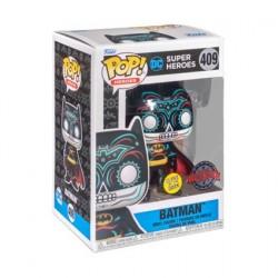 Figur Pop! Glow in the Dark Batman Dia De Los DC Limited Edition Funko Online Shop Switzerland