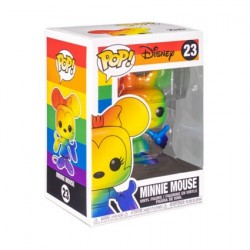 Figurine Pop! Pride Mickey Mouse Minnie Mouse Arc-en-Ciel Edition Limitée Funko Boutique en Ligne Suisse