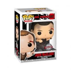 Figurine Pop! L'Arme Fatale John McClane Dark Tank Edition Limitée Funko Boutique en Ligne Suisse