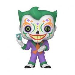 Figurine Pop! Heroes Dia de los DC Joker Funko Boutique en Ligne Suisse