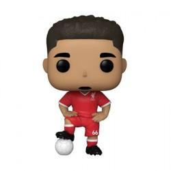 Figurine Pop! Football Liverpool F.C. Trent Alexander-Arnold Funko Boutique en Ligne Suisse