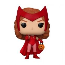 Figurine Pop! Wandavision Halloween Wanda Funko Boutique en Ligne Suisse