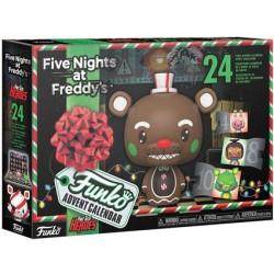 Figurine Pop! Pocket Blacklight Five Nights at Freddy's Calendrier de l'Avent (24 pcs) Funko Boutique en Ligne Suisse
