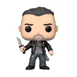 Figurine Pop! The Walking Dead Negan avec Couteau Funko Boutique en Ligne Suisse