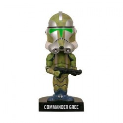 Star Wars : Commander Gree (Bobbing Head)
