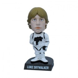 Star Wars : Luke StormTrooper (Bobbing Head)