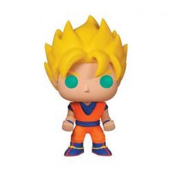 Figurine Pop! Anime Dragonball Z Super Saiyan Goku Funko Boutique en Ligne Suisse