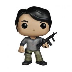 Figurine Pop! TV The Walking Dead Series Prison Glenn Funko Boutique en Ligne Suisse