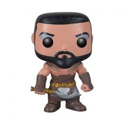 Figurine Pop! Game of Thrones Khal Drogo Funko Boutique en Ligne Suisse
