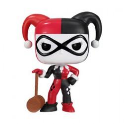 Figur Pop! DC Harley Quinn with Mallet (Rare) Funko Online Shop Switzerland