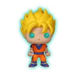 Figur Pop! Dragon Ball Z Glow in the Dark Super Saiyan Goku Limited Edition Funko Online Shop Switzerland