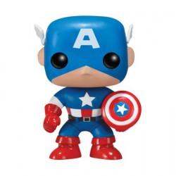 Figur Pop! Marvel Captain America (Rare) Funko Online Shop Switzerland