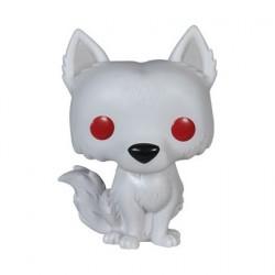 Figurine Pop! Game of Thrones Ghost (Rare) Funko Boutique en Ligne Suisse
