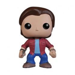 Figurine Pop! Supernatural Sam Winchester (Rare) Funko Boutique en Ligne Suisse