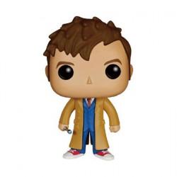 Figurine Pop! TV Dr. Who 10th Doctor (Vaulted) Funko Boutique en Ligne Suisse