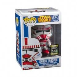 Pop! Galactic Convention 2015 Star Wars Shock Trooper Limited Edition