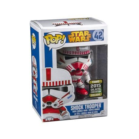 Figur Pop! Galactic Convention 2015 Star Wars Shock Trooper Limited Edition Funko Online Shop Switzerland