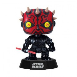 Figur Pop! Star Wars Darth Maul (Rare) Funko Online Shop Switzerland