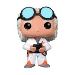 Figur Pop! Back to the Future Doc Brown (Vaulted) Funko Online Shop Switzerland