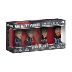 Sons Of Anarchy Mini Wacky Wobbler Set