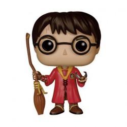 Figurine Pop! Harry Potter Quidditch (Rare) Funko Boutique en Ligne Suisse