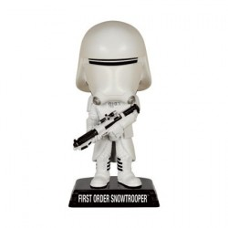 Star Wars Episode VII The Force Awakens Snowtrooper Wacky Wobbler